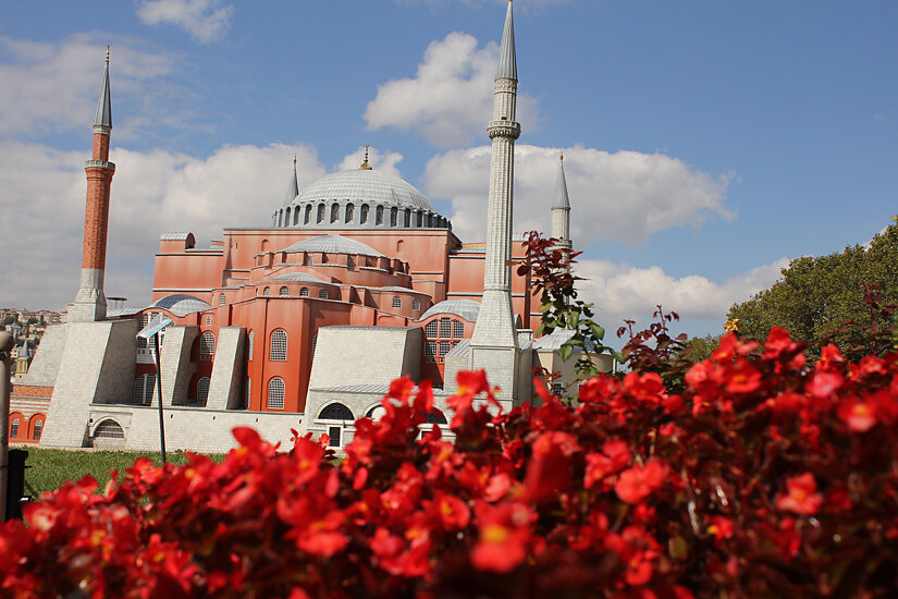 Ayasofya-Moschee