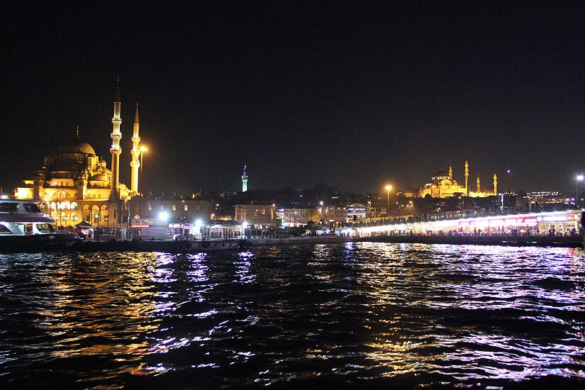 Istanbul/Die Galatabrücke