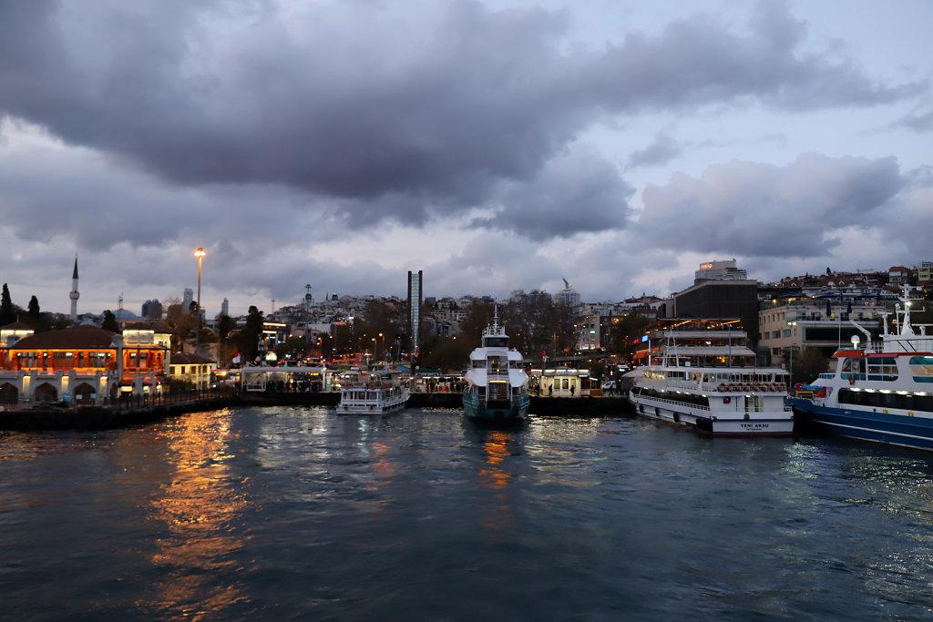 Kabatas/Istanbul
