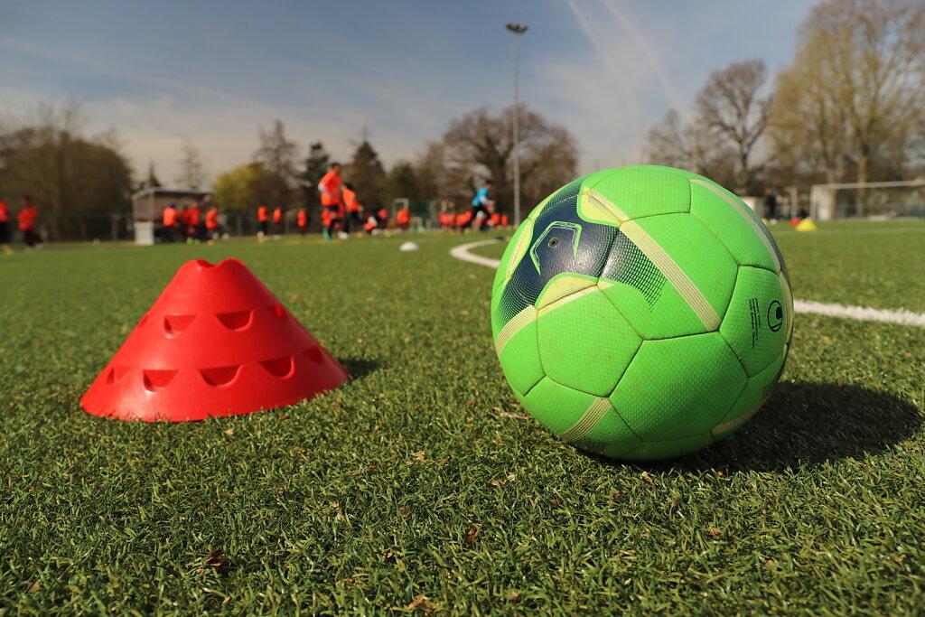 Fussballschule-Loune